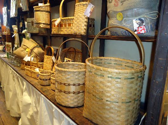 Harrison Brothers Hardware: Local baskets
