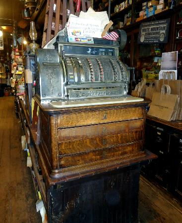Harrison Brothers Hardware: The Old Cash Register