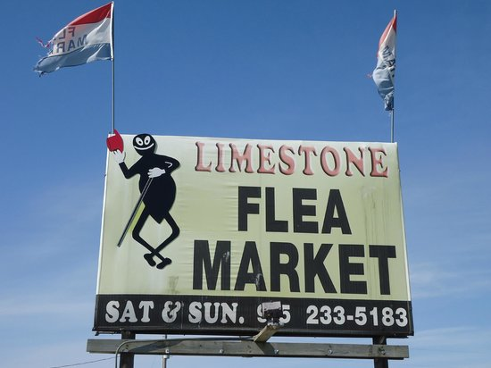 Limestone Flea Market
