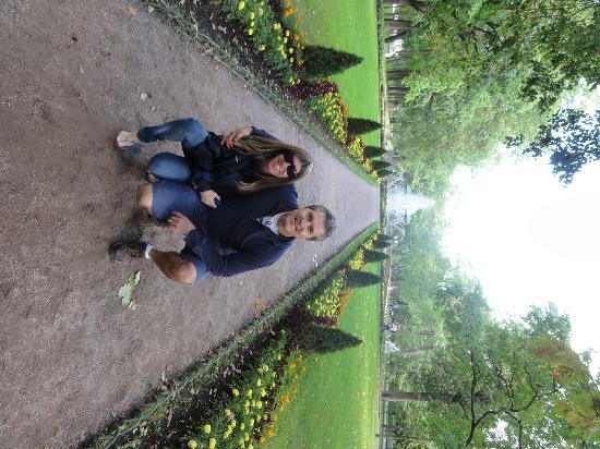 Peterhof, Russia: jardines
