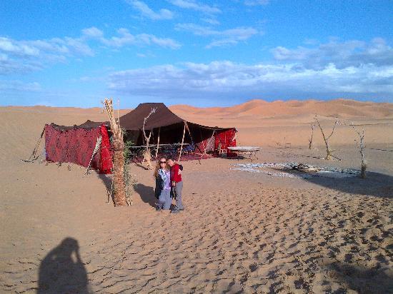 Original Marruecos - Private Day Tours: Ala salida del ALbergue