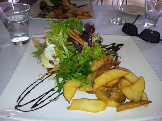 The Flying Fish Cafe: My Meal
