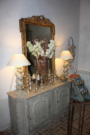 Chateau d'Ortaffa : Detalles decorativos
