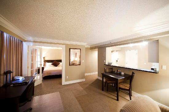 Century Plaza Hotel & Spa: Executive Suite