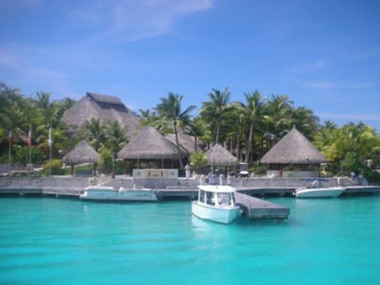 The St. Regis Bora Bora Resort: セントレジス