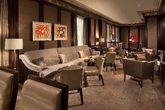 Rosewood Hotel Georgia: 1927 Lobby Lounge