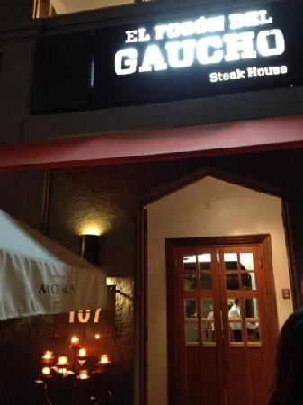 El Fogon Del Gaucho: fogon