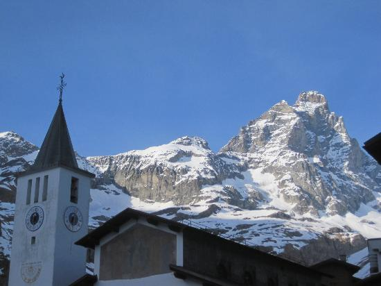 Club Med Cervinia: Cervinia village
