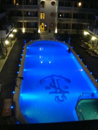 Hotel Captain Stavros: pool