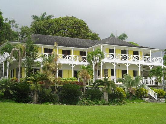 Ottley's Plantation Inn: Ottley's