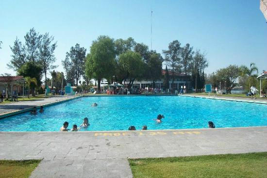Valladolid Water Park : Olympic pool for laps