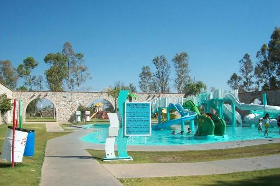 Valladolid Water Park : Another view of Kid Pool