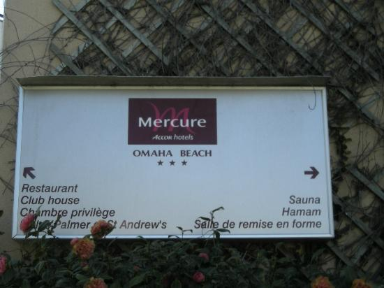 Mercure Hotel Omaha Beach : Golf ou Spa ?
