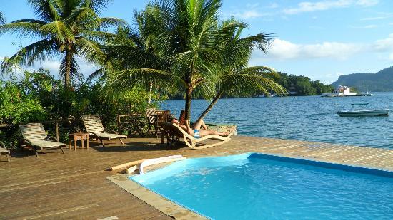 Pousada Jamanta: piscina