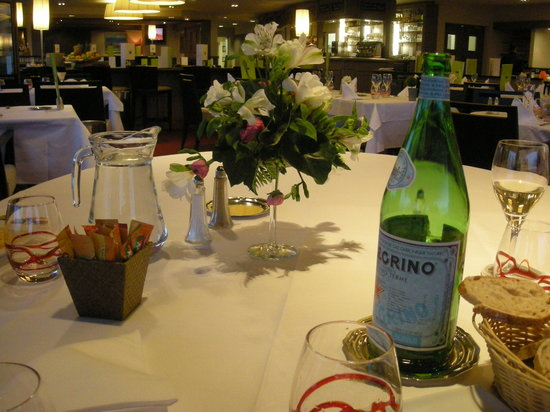 Restaurant albatros port en bessin huppain omd men om restauranger tripadvisor - Restaurant l ecailler port en bessin ...