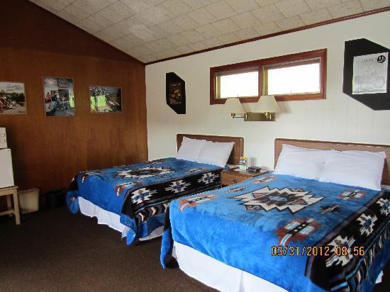 Gear Head Inn : Indian Room