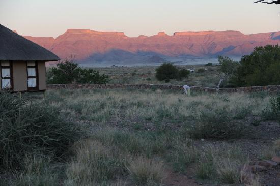 Hoodia Desert Lodge: April 2012
