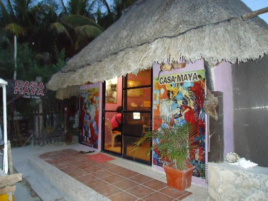 Casa Maya Holbox: Casa Maya