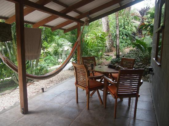Casas de Soleil: Lower Floor Patio-Casa Grande
