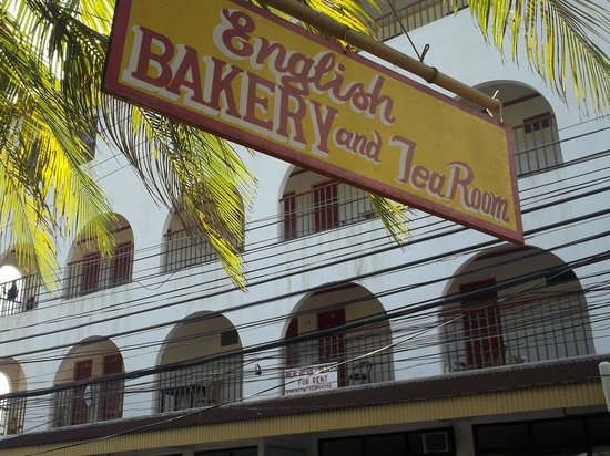 Photo of Bolabog Apartell at the English Bakery Main Boracay