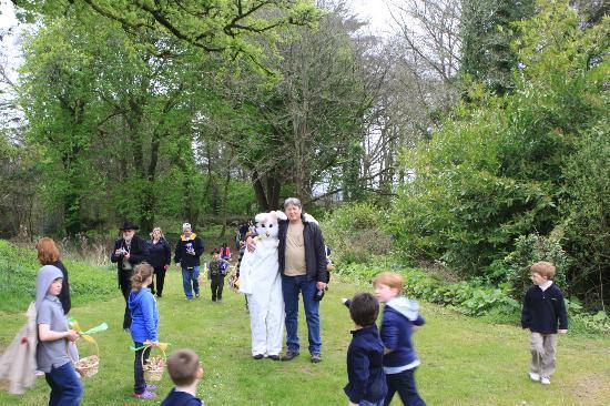Adare Manor: Easter Bunny