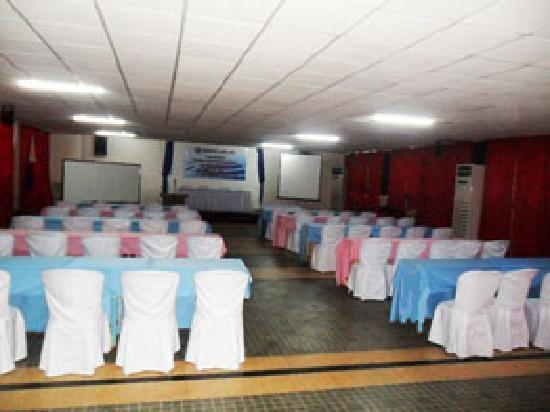 7th floor function hall picture of my hotel davao city for Floor function