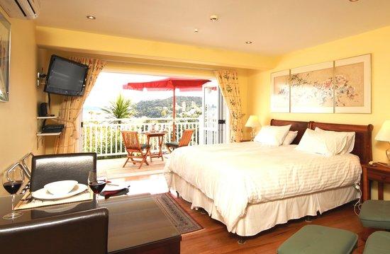 เบลร๊อคลอดจ์: Double Bedroom