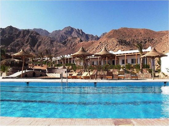 Canyon Estate Dahab Beach Hotel Residence
