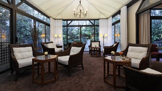 Garden Elysee Hotel: Inner Garden