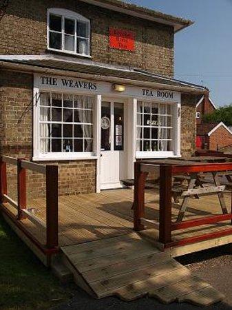 Weavers Tea Room Peasenhall