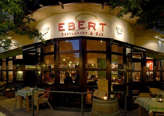 Small Restaurant Good Cuisine Ebert Bar