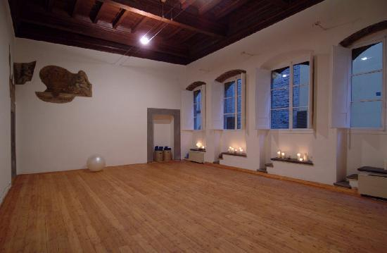 It's Yoga Florence: Studio