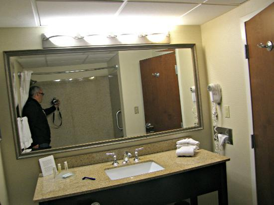Holiday Inn Express Hotel & Suites Williamsport: Baño grande