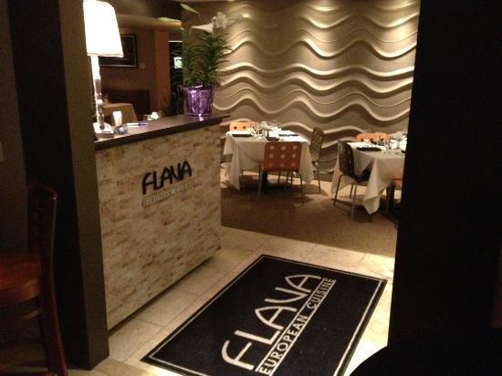 Flava: entrance