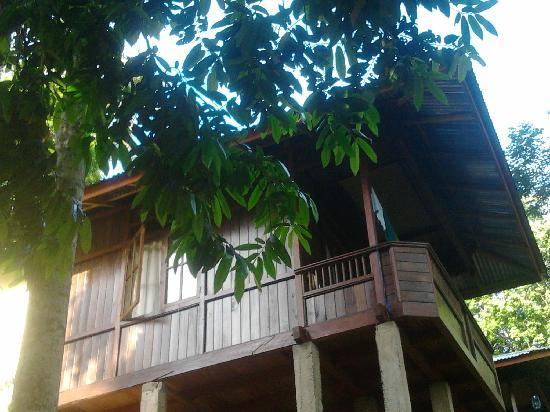 Mamaling Resort Bunaken: bungalow