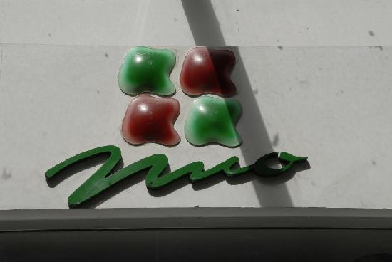 il MIO ristorante: company sign