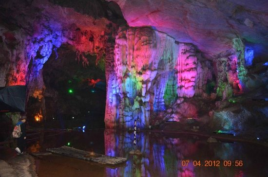 Qingyuan Lianzhou Underground River