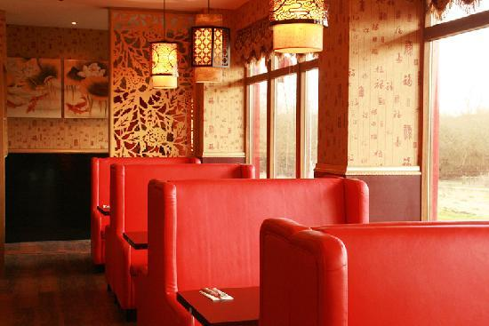 Traditional Interior Design Picture Of Hongxin Oriental Buffet Swindon Tripadvisor