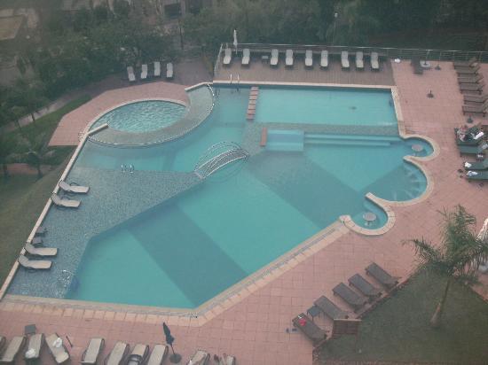 Amerian Portal del Iguazu: Hotel pool