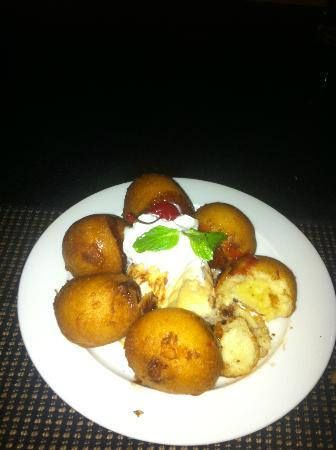The Baray Villa : Amazing dessert dish