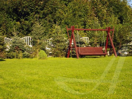 Dom Wypoczynkowy Airen: Ogród