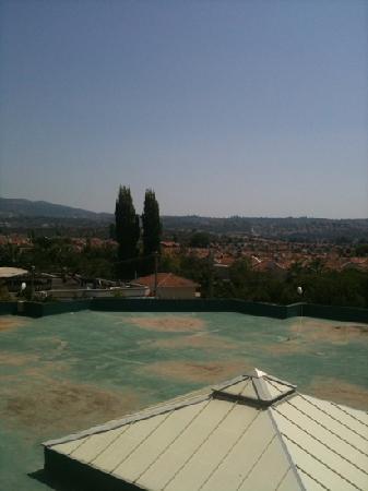 Batihan Beach Resort & Spa: view from room not great