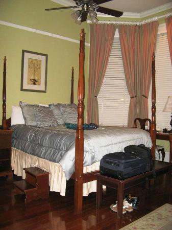 Queen Anne Hotel: Zi 250