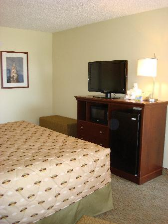 Days Inn Frederick : NEWLY REMODELED KING ROOM