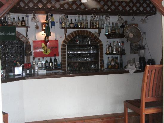 Round House Inn: bar