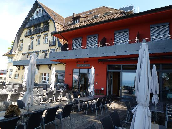 Outdoor Patio Picture Of Bodensee Hotel Sonnenhof Kressbronn
