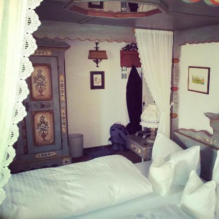 Dinkelsbühler Kunst-Stuben: Our Room
