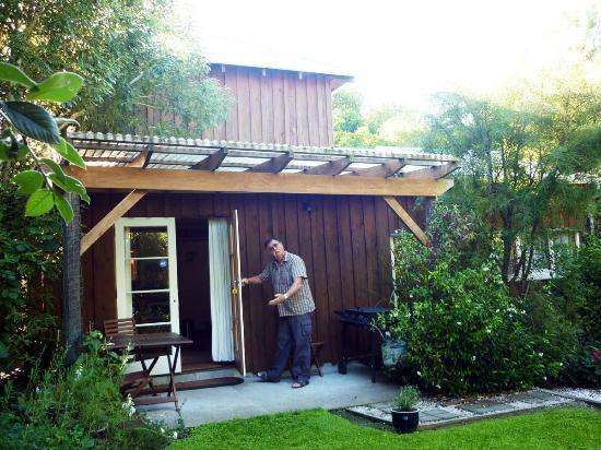 Lavendyl Lavender Farm: Dylans cottage