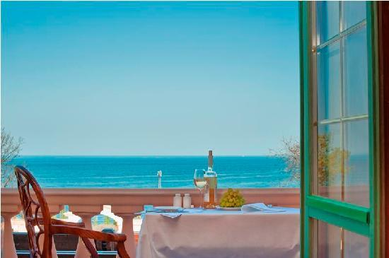 La Gioconda Boutique Hotel: view