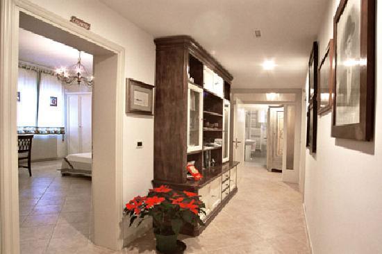 Bed and Breakfast Casa del Miele: camera corridoio